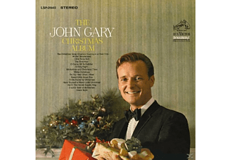 John Gary - John Gary Christmas Album - (CD)