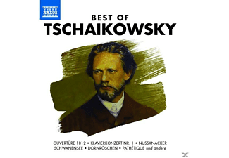 VARIOUS - Best Of Tschaikowsky - (CD)