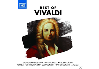 Various - Best Of Vivaldi [CD]