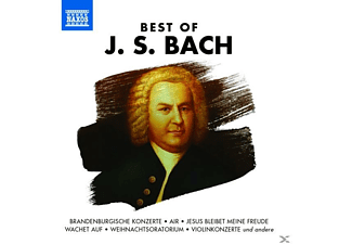 Various - Best Of J.S.Bach [CD]