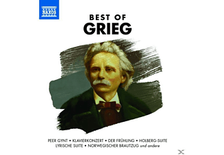 Various - Best Of Grieg [CD]