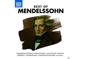 VARIOUS - Best Of Mendelssohn [CD]