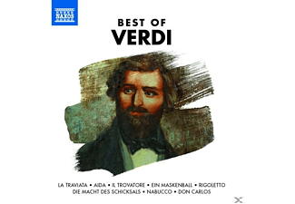 VARIOUS - Best Of Verdi [CD]