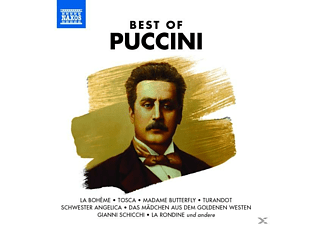 VARIOUS - Best Of Puccini [CD]