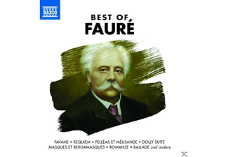 VARIOUS - Best Of Faure [CD]