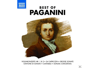 VARIOUS - Best Of Paganini [CD]