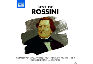 VARIOUS - Best Of Rossini [CD]