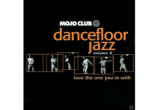 VARIOUS - Mojo Club Vol.8-Love The One You're With - (CD)
