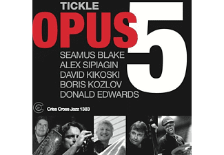 Opus Five - Tickle - (CD)