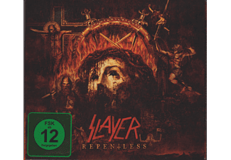 Slayer - Repentless [CD + DVD Video]