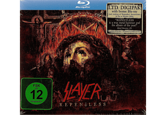 Slayer - Repentless - (CD + Blu-ray Disc)