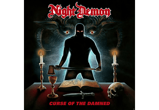 Night Demon - Curse Of The Damned [Vinyl]