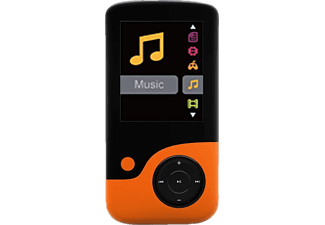 CRYPTO MP1800 8GB Black/ Orange - (W006303)