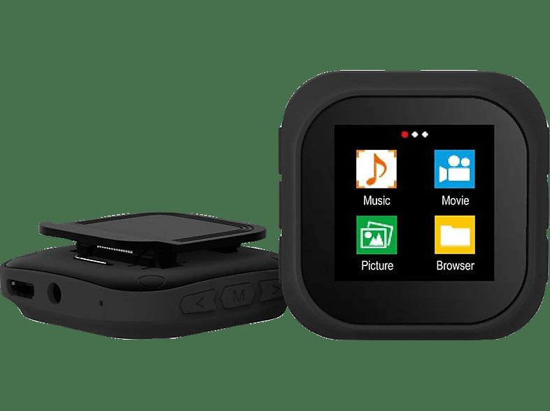 CRYPTO MP1500 8GB Black - (W006300) εικόνα   ήχος   offline φορητός ήχος ipod  mp3  mp4 τηλεόραση   ψυχαγωγία ήχος i