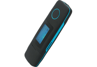 CRYPTO MP320 8GB Black/ Blue - (W006298)