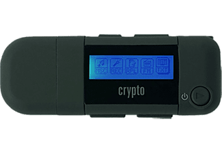 CRYPTO MP310 8GB Black - (W006297)