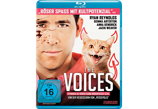 The Voices - (Blu-ray)