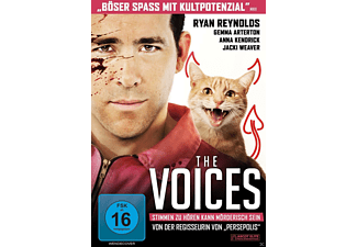 The Voices - (DVD)