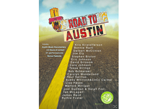 Various - Road To Austin - (DVD)