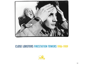 Close Lobsters - Firestation Towers 1986-1989 - (CD)