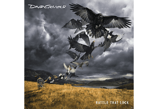 David Gilmour - Rattle That Lock [CD]
