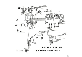 Andrew Pekler - Strings+Feedback - (CD)