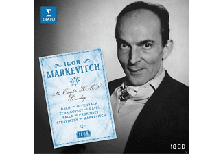 Igor Markevitch - Icon:Markewitch, Igor (Icon/Ltd.Edition) [CD]