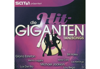 VARIOUS - Die Hit Giganten-Tanzsongs [CD]