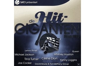 VARIOUS - Die Hit Giganten-Film Hits [CD]