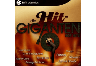 VARIOUS - Die Hit Giganten-Hot Hits - (CD)