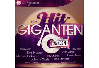 VARIOUS - Die Hit Giganten-Legenden [CD]