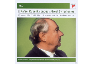 Rafael Kubelik - Rafael Kubelik Conducts Great Symphonies [CD]