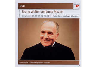 Walter Bruno - Bruno Walter Conducts Mozart - (CD)