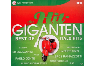 VARIOUS - Die Hit Giganten-Best Of Italo Hits - (CD)