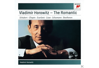 Vladimir Horowitz - Vladimir Horowitz-The Romantic [CD]