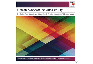 VARIOUS - Masterworks Of The 20th Century [CD]
