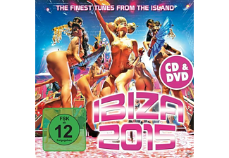 VARIOUS - Ibiza 2015-The Finest Tunes - (CD)