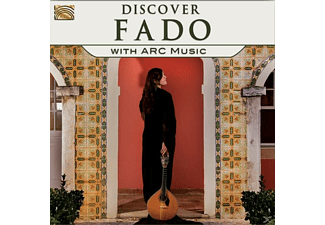 VARIOUS - Discover Fado With Arc Music [CD]