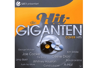 VARIOUS - Die Hit Giganten-Cover Hits - (CD)