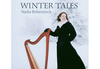 Nadia Birkenstock - Winter Tales [CD]