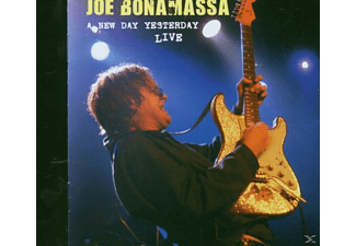 Joe Bonamassa - A New Day Yesterday-Live - (CD)