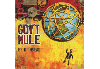 Gov't Mule - By A Thread - (CD)