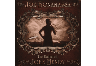 Joe Bonamassa - The Ballad Of John Henry [CD]