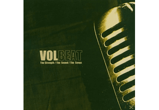 Volbeat - The Strength / The Sound / The Songs (CD)