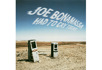 Joe Bonamassa - Had To Cry Today - (CD)
