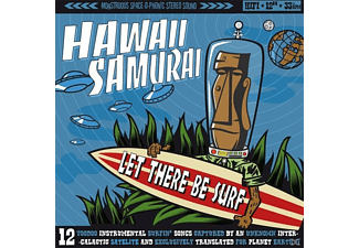 Hawaii Samurai - Let There Be Surf - (Vinyl)