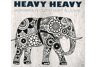 Jamaram & Acoustic Night Allstars - Heavy Heavy - (CD)