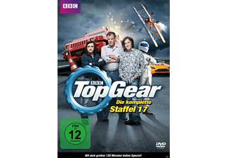 Top Gear - Staffel 17 inkl. Indien Special - (DVD)