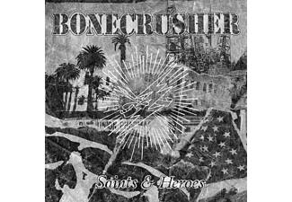 Bonecrusher - Saints And Heroes - (LP + Bonus-CD)