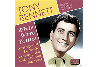 Tony Bennett - While We're Young - (CD)